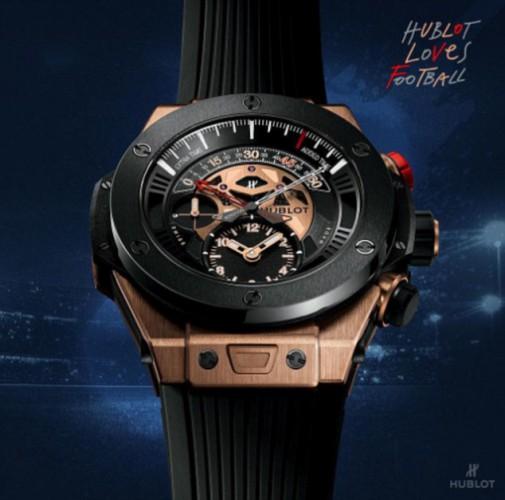 ФИФА сообщила  вполицию окраже подарочных часов сцеремонии вЦюрихе