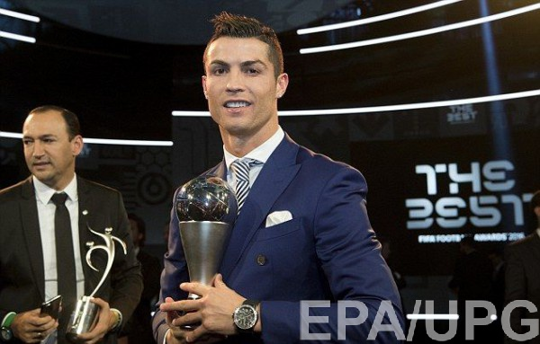 Нацеремонии ФИФА были похищены часы насумму 600 тыс.  евро