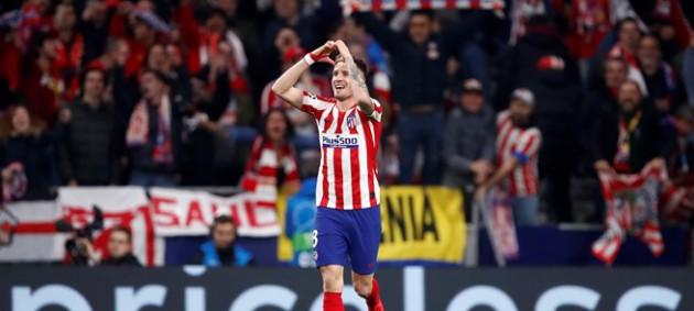 Ливерпуль проиграл Атлетико в 1/8 финала Лиги чемпионов