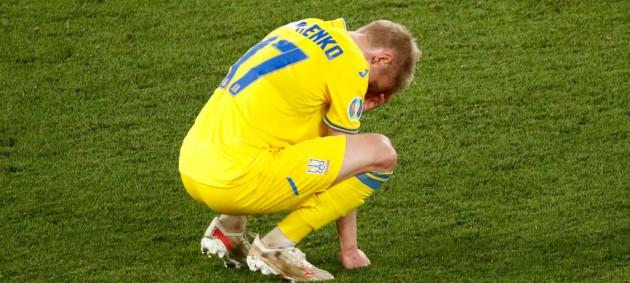 Зинченко пропустит матчи сборной Украины в октябре