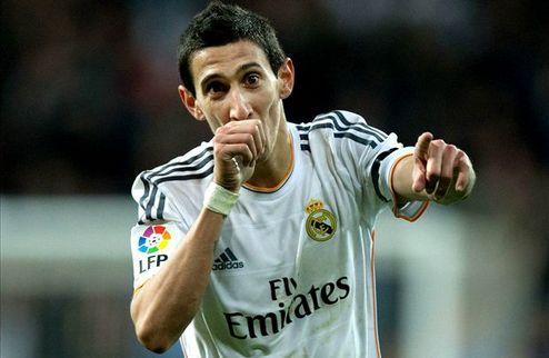 Анхель Ди Мария попрощался с Реалом