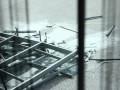 Взрыв в Донецке: Конструкция Донбасс Арены обрушилась в метре от ребенка