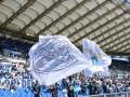 Фанаты Лацио вывесили баннер в честь Муссолини и выкрикивали фашистские лозунги