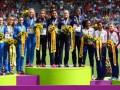 Украина добывает серебро в эстафете 4х400 на чемпионате Европы по легкой атлетике