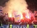 Динамо оштрафовали на 125 тысяч гривен