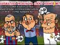 Карикатура недели: Закат Барселоны