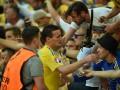 Федецкий: После матча против Северной Ирландии в раздевалке состоялась перепалка