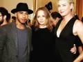 Мария Шарапова и Льюис Хэмилтон посетили показ мод в Париже