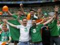 Три видео, после которых вы полюбите фанатов сборной Ирландии