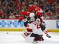 НХЛ: Нью-Джерси разгромил Чикаго, Вашингтон крупно проиграл Бостону