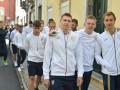 Португалия - Украина: Команды определились с комплектами форм на матч