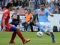 Серия А: Наполи теряет победу, Лацио выигрывает