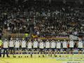 Европейские гандболисты почтили память Олега Великого минутой молчания