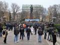 Свободу Павличенко: Масштабная акция в Киеве