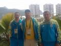 Украинский стрелок Омельчук: На Олимпиаде слабых спортсменов не бывает