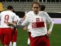 Белый Орел с триумфом вернулся на форму сборной Польши