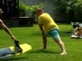 Покоритель стихии: Министр спорта погонял по воде