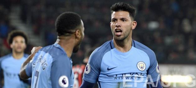 Манчестер Сити в невероятном матче вырвал победу у Монако