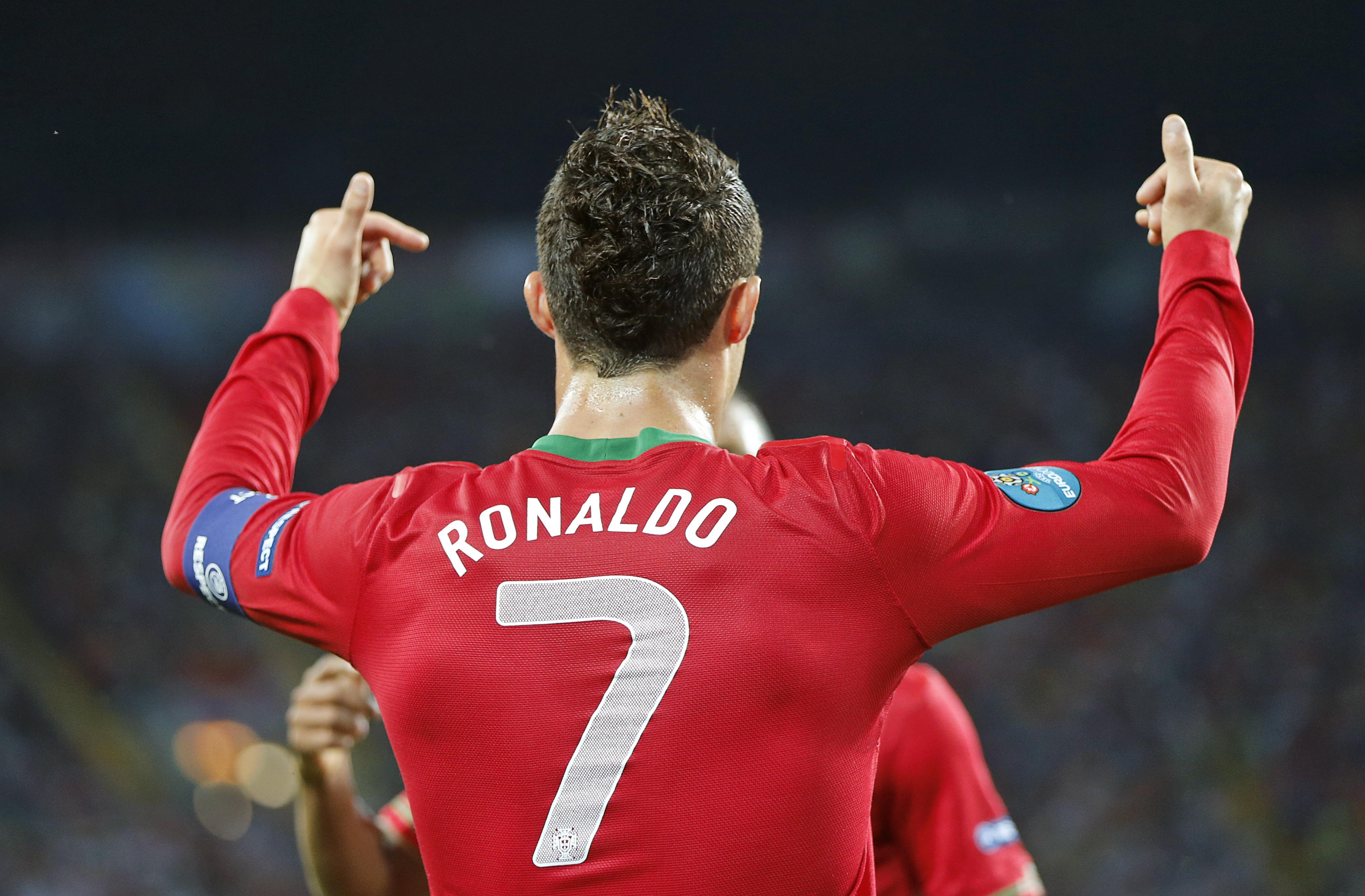 Криштиано Роналдо наконец прервал свою полосу невезения
