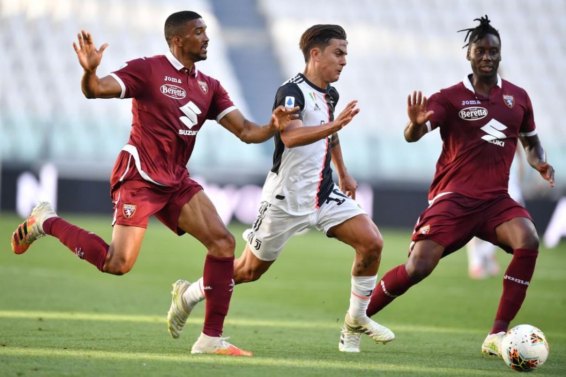 Ювентус - Торино: видео голов и обзор матча