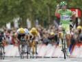 Петер Саган выиграл третий этап Тур де Франс-2012