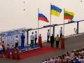 Каноист Чебан заставил в Москве россиян слушать гимн Украины