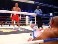 Фотогалерея: Владимир Кличко разбивает Алекса Леапаи
