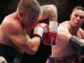 Претендент на титул Фьюри Паркер уничтожил на ринге экс-украинца Димитренко