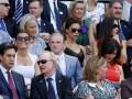 Уимблдон-2013: Уэйн Руни с женой посетили финал турнира (ФОТО)