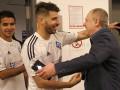 Суркис попросил игроков Динамо доказать Луческу, что они по праву являются чемпионами