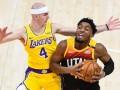 НБА: Юта уступила Лейкерс, Вашингтон обыграл Детройт