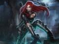 League of Legends: Видео-обзор обновленного героя Katarina