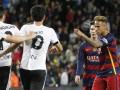 Неймара могут дисквалифицировать из-за выходки в матче с Валенсией