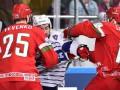 ЧМ по хоккею: Беларусь победила Францию и избежала вылета из элитного дивизиона