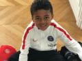 Маленький сын легенды сборной Голландии установил национальный рекорд