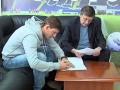 Максим Шацких подписал контракт с одесским Черноморцем