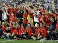 Испания - Чемпион Европы