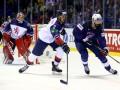 ЧМ по хоккею: Латвия уступила Швеции, Великобритания победила Францию