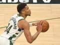 Адетокумбо - MVP финала НБА