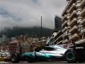 Гран-при Монако: Хэмилтон показал лучшее время первой практики