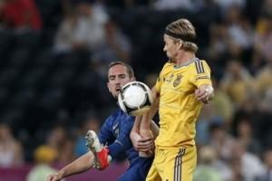 Тимощук считает, что с Англией будет легче, чем с Францией