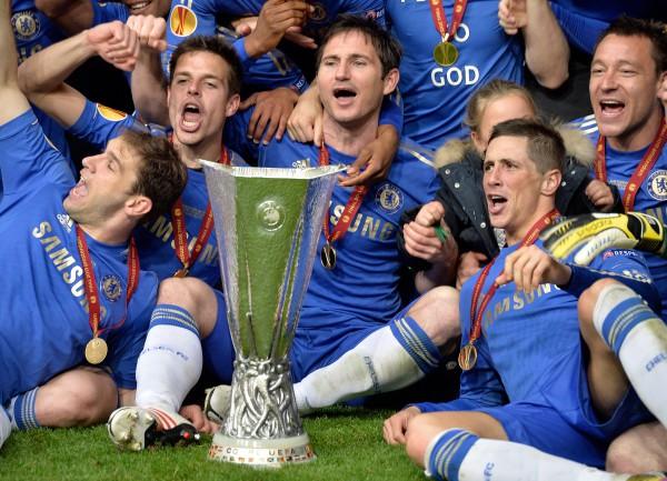 Челси выиграл Лигу Европу