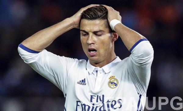 Криштиану Роналду разочаровал фанатов Реала