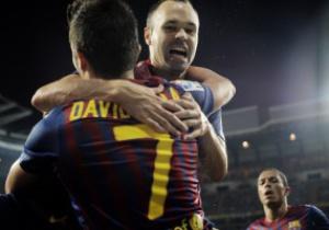 Фотогалерея: Битва при Мадриде. Реал и Барселона выдали боевую ничью в Суперкубке
