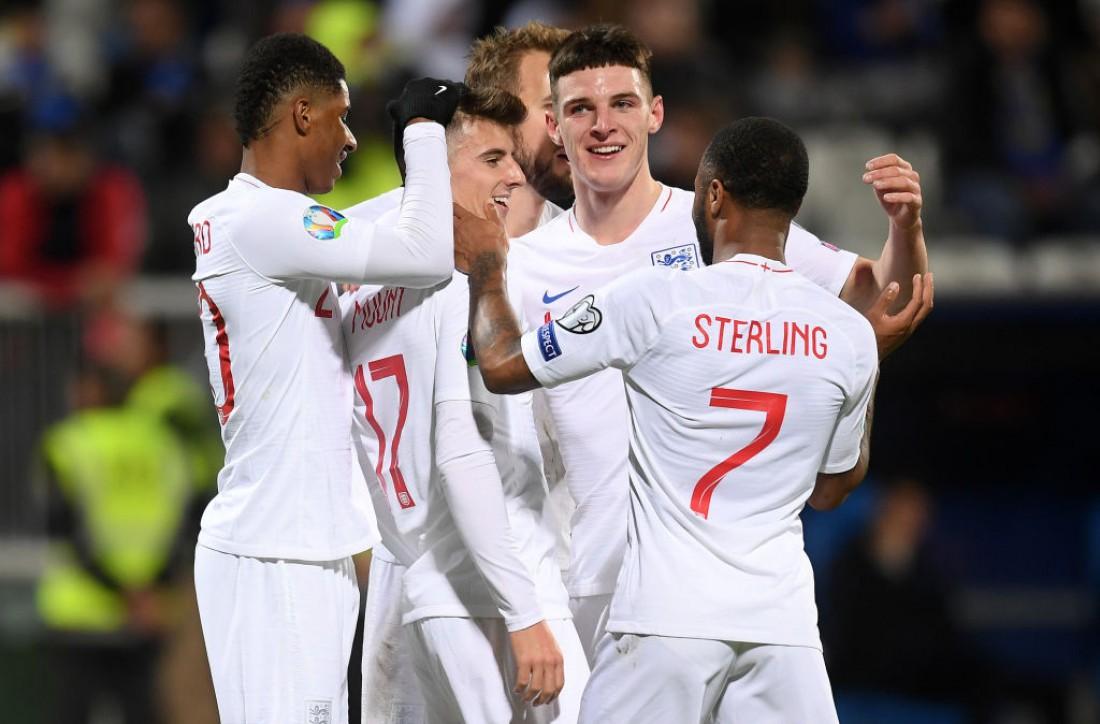 сборная Косово - сборная Англия: видео голо и обзор матча