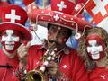 Фотогалерея: Швейцария начинает и проигрывает