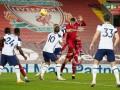 Ливерпуль обыграл Тоттенхэм, возглавив турнирную таблицу АПЛ