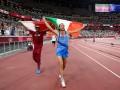 На ОИ-2020 случилось историческое событие в соревнованиях по прыжкам в высоту