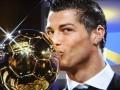 Криштиану Роналду стал обладателем Золотого мяча 2014