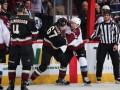 НХЛ: Аризона в результативном матче обыграла Колорадо, Оттава проиграла Вашингтону